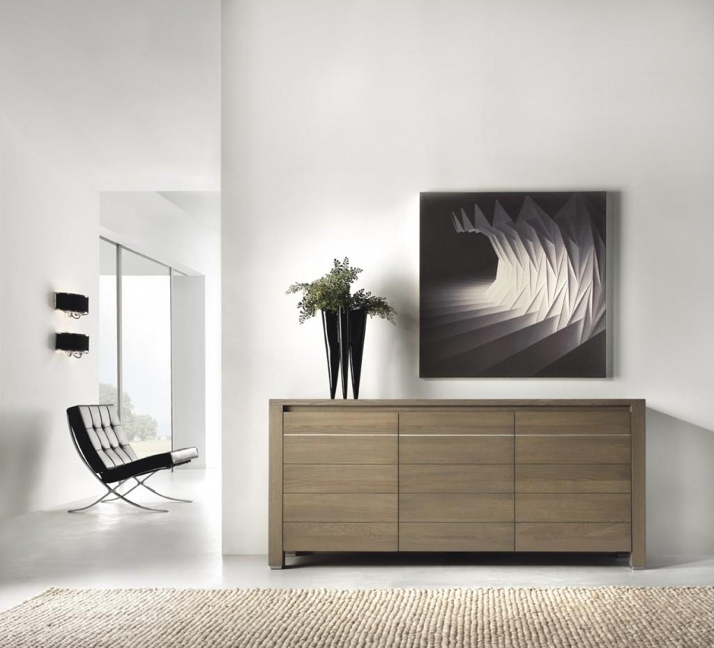 comoda-calypso-in-3-usi-realizata-manual-in-intregime-din-lemn-masiv-stejar-natur-cu-sina-din-aluminiu
