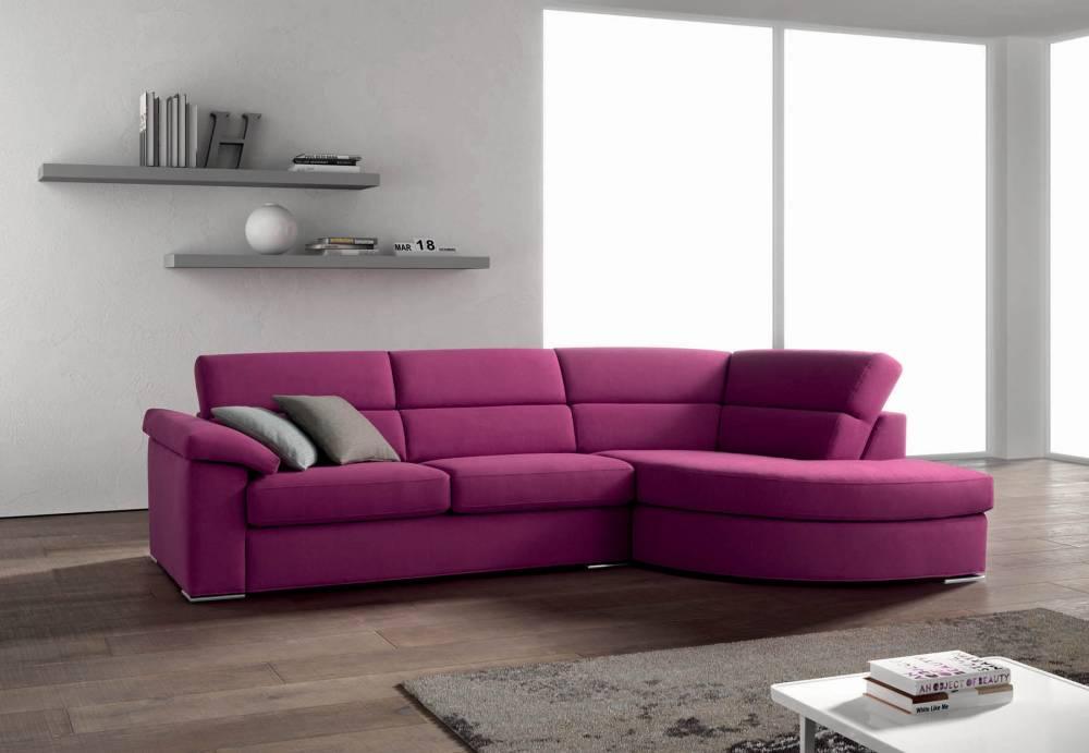 Canapea TOUCH modulara fixa transformabila pat extraibila de diferite dimensiuni