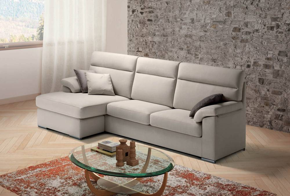 Canapea modulara componibila, fixa, transformabila pat, dehusabila model SMILE iak.ro