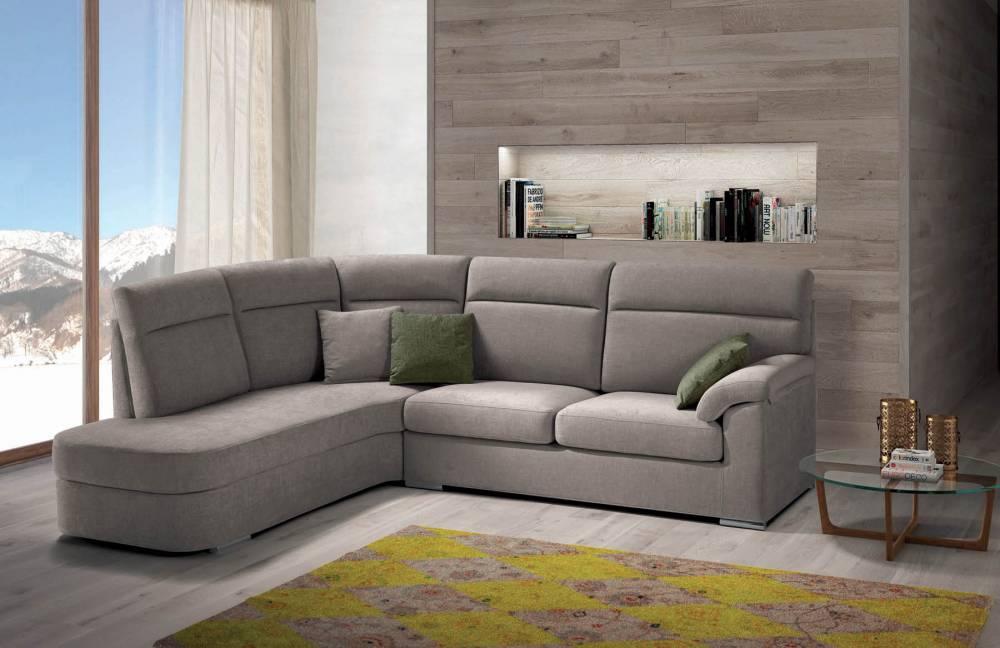 Model canapea modulara componibila, fixa, transformabila pat, dehusabila model SMILE iak.ro