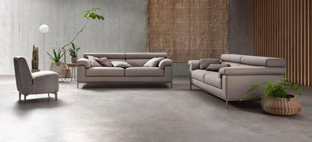 Saloon canapele STEP SPECIAL modulare, fixe, extraibile pat, iak.ro