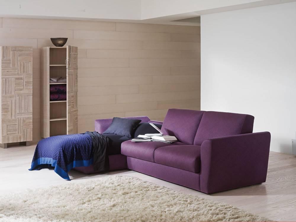 Canapea extensibila VICKY modulara, fixa, extensibila pat, cu husa detasabila iak.ro