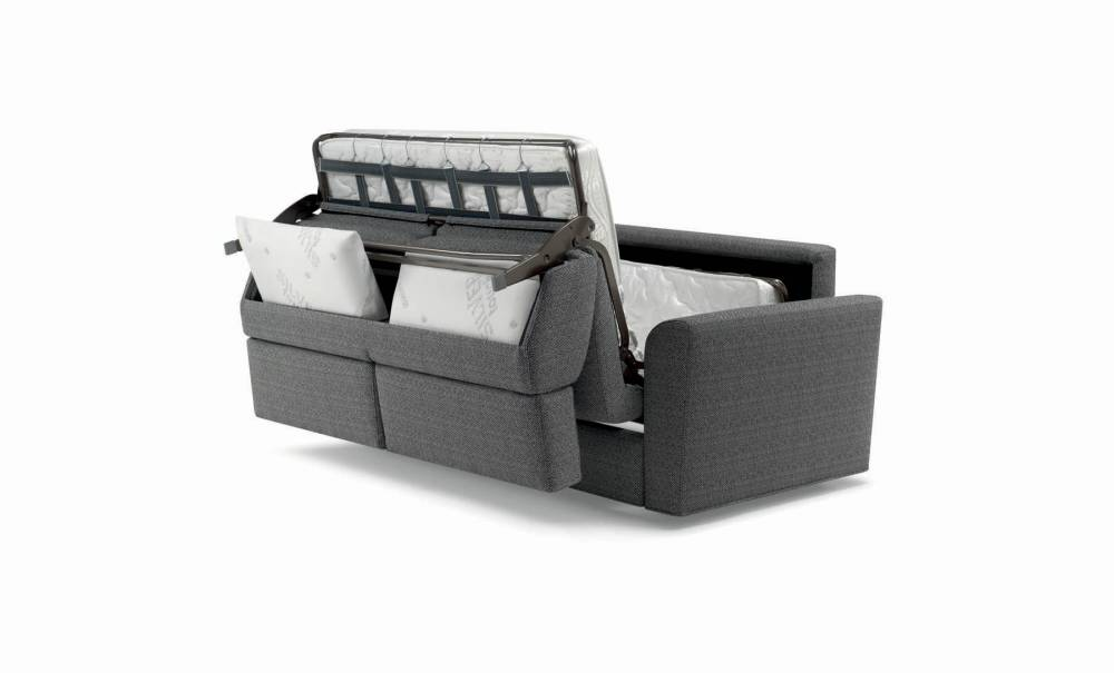 Canapea extensibila pat model REST modulara, fixa, cu husa detasabila iak.ro