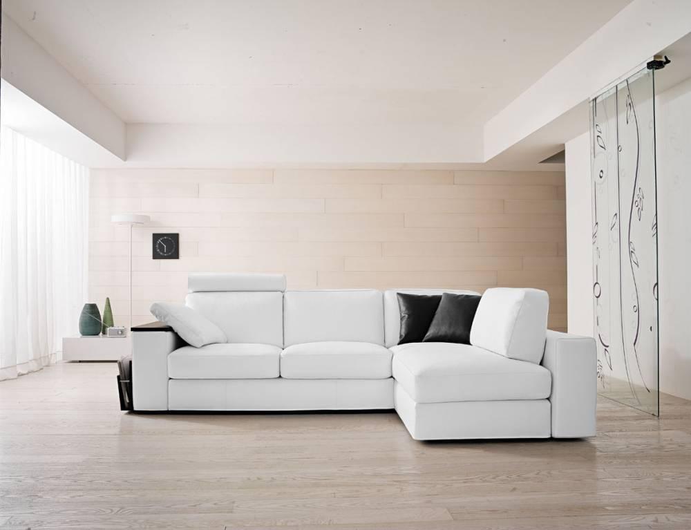 Canapea pe colt KUBIC modulara, fixa, extensibila pat, cu husa detasbila, moderna iak.ro