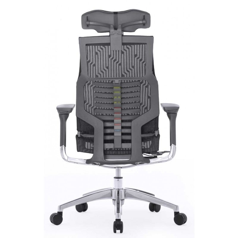 Scaun ergonomic POFIT rotativ mesh executiv